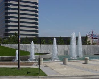 Fountains:  Denver Tech Center