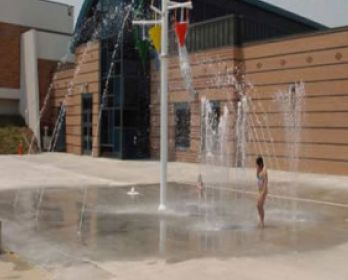 Splash Pads: City of Lakewood